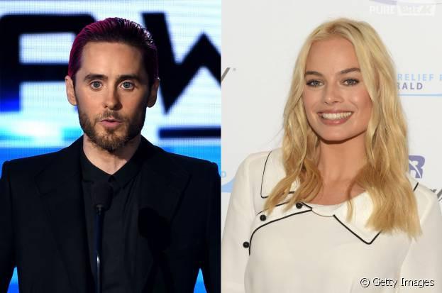 """Jared Leto e Margot Robbie, de """"Esquadrão Suicida"""", estão entre os apresentadores do Oscar 2016"""