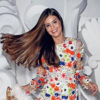 """Camila Queiroz, de """"Êta Mundo Bom!"""", revela personagem que amaria fazer na TV: """"Uma vilã"""""""