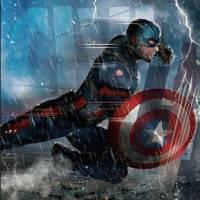 """De """"Capitão América 3"""": super-herói ganha vídeo de Dia do Amigo do Facebook. Assista!"""
