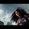 """De """"X-Men: Apocalipse"""": no trailer do Super Bowl, a atrizOlivia Munn aparece na pela dePsylocke"""