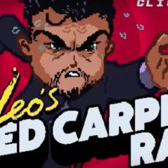 Leonardo DiCaprio no Oscar 2016: astro ganha game onde fãs precisam conquistar o prêmio para o ator!