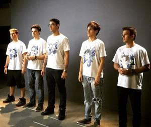 Christian Figueiredo, Felipe Neto e mais youtubers gravaram um projeto misterioso na última quarta (17)