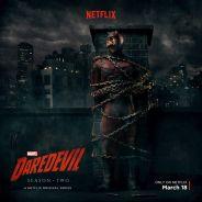 """Em """"Demolidor"""": na 2ª temporada, Homem Sem Medo aparece acorrentado em novo teaser!"""