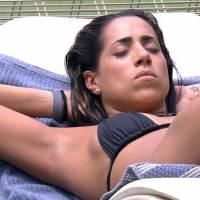 """No """"BBB16"""", Juliana, no Paredão, se declara para Renan, Adélia e Tamiel: """"Foi ótimo conhecer vocês"""""""