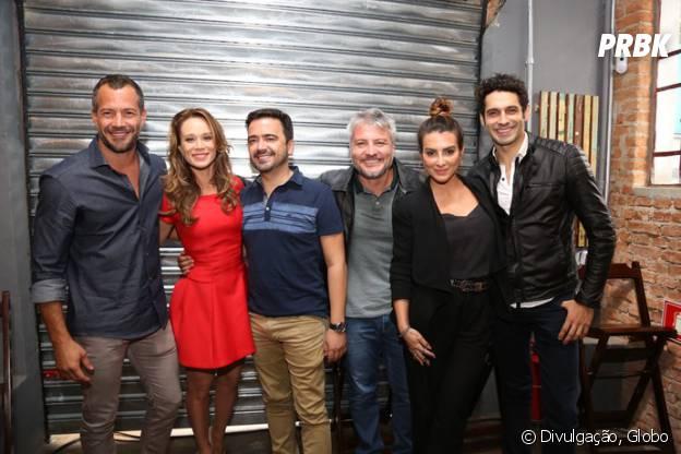 """Novela """"Haja Coração"""": elenco fala sobre seus personagens na substituta de """"Totalmente Demais""""!"""