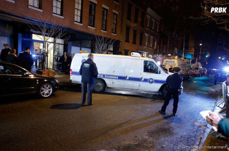 Philip Seymour Hoffman foi encontrado em seu apartamento na cidade de Nova York