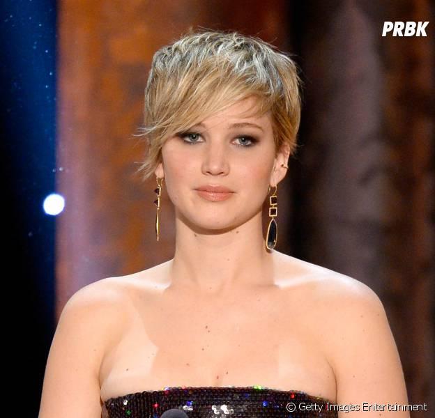 Jennifer Lawrence revela que quer se aposentar