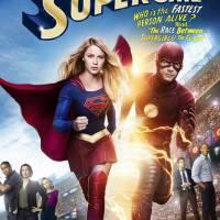 """Em """"The Flash"""" e """"Supergirl"""": crossover entre as séries ganha pôster e sinopse oficiais!"""