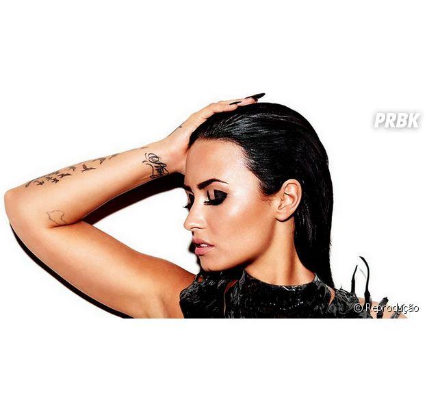"""Veja quais músicas do """"Confident"""" Demi Lovato deveria escolher como singles!"""