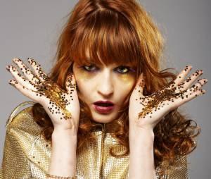Banda Florence + The Machine é uma das atrações da 5ª edição do Lollapalooza Brasil