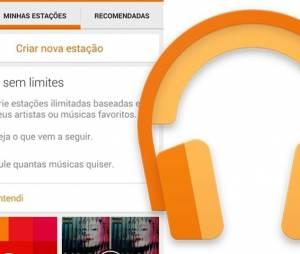 Google Play Música liberou recentemente o plano família no Brasil bem mais atraente que o Spotify