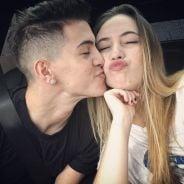 """Biel, do hit """"Química"""", homenageia a irmã Gi Marins no Instagram! Confira as melhores fotos da dupla"""