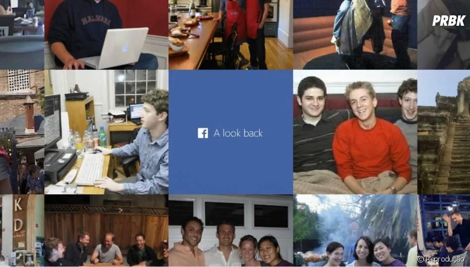 CEO do Facebook também publicou seu vídeo de retrospectiva na rede