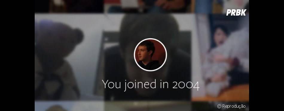 Mark Zuckerberg publicou seus melhores momentos no Facebook