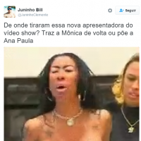 """Do """"Vídeo Show"""": sem Monica Iozzi, Maíra Charken estreia na atração e fãs reagem no Twitter!"""