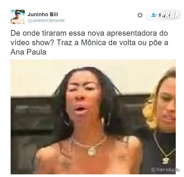 """Do """"Vídeo Show"""": fãs reagem a chegada de Maíra Charken no comando da atração"""