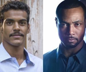 """Precisa de alguém carismático e ao mesmo tempo defensor pra viver o Luke (Isaiah Mustafa) de """"Shadowhunters""""? Claro que esse é o Marcello Melo Jr.!"""