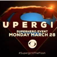 """Em """"The Flash"""" e """"Supergirl"""": crossover ganha primeiro teaser com corrida do velocista e encontro!"""