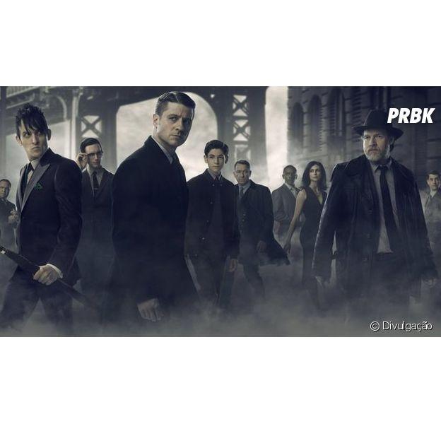 """Série """"Gotham"""" é renovada para a terceira temporada pela Fox!"""