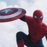 """De """"Capitão América 3"""": diretores defendem uniforme do novo Homem-Aranha e sugerem mudança!"""