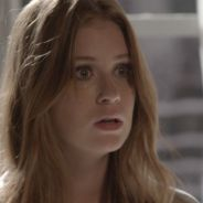 """Novela """"Totalmente Demais"""": Eliza (Marina Ruy Barbosa) é ameaçada de morte por Jacaré e Sofia!"""
