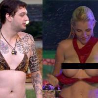 """Duelo: No """"BBB14"""", qual o participante mais sem noção, Cássio ou Clara?!"""