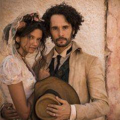 """Novela """"Velho Chico"""": casamento de Afrânio (Rodrigo Santoro) e Leonor acaba de forma trágica!"""
