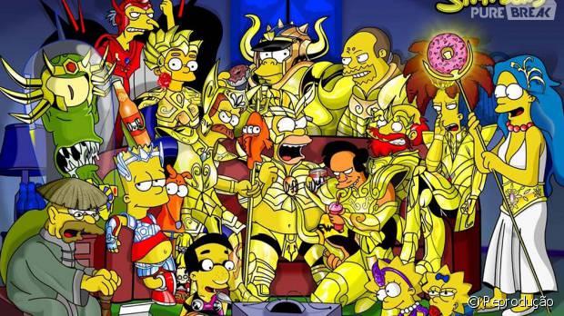 Homer, Mickey, Pato Donald, Pateta, Pernalonga e o signo dos personagens de desenho animado!