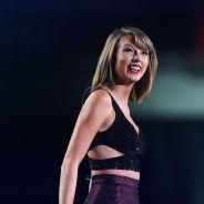 Taylor Swift na balada! Artista canta música de Rihanna e Calvin Harris em vídeo divulgado. Assista!