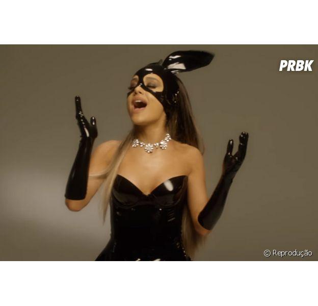 """Confira Ariana Grande cantando """"Dangerous Woman"""" acapella"""