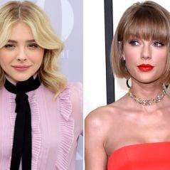 "Chloë Grace Moretz, de ""A Pequena Sereia"", recusou convite para entrar no ""squad"" de Taylor Swift"
