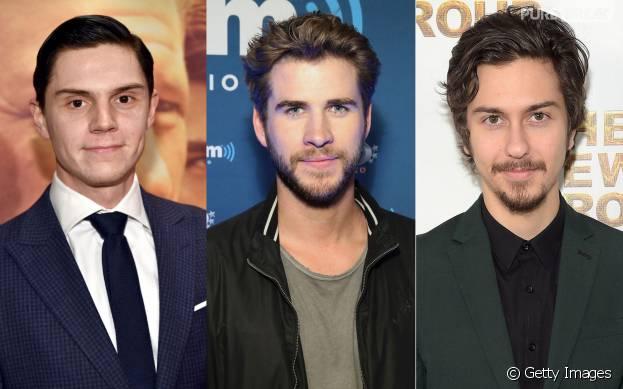 Evan Peters, Liam Hemsworth, Nat Wolff e mais astros já contracenaram com Emma Roberts no cinema. Veja!