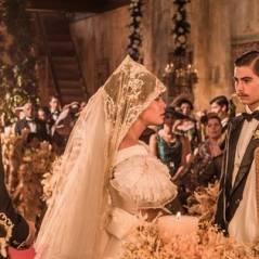 """Novela """"Velho Chico"""": Carlos Eduardo (Rafael Vitti) e Tereza se casam após exigência de Afrânio!"""
