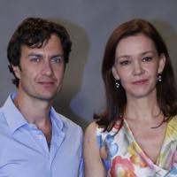 """Na trama de """"Em Família"""": Helena e Laerte ficam cara a cara pela primeira vez!"""