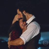 """Novela """"Velho Chico"""": Afrânio (Rodrigo Santoro) e Iolanda brigam por causa de Tereza!"""