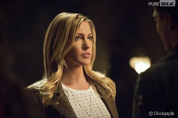 """Em """"Arrow"""": Laurel Lance (Katie Cassidy) pode ser próxima vítima de vilão!"""