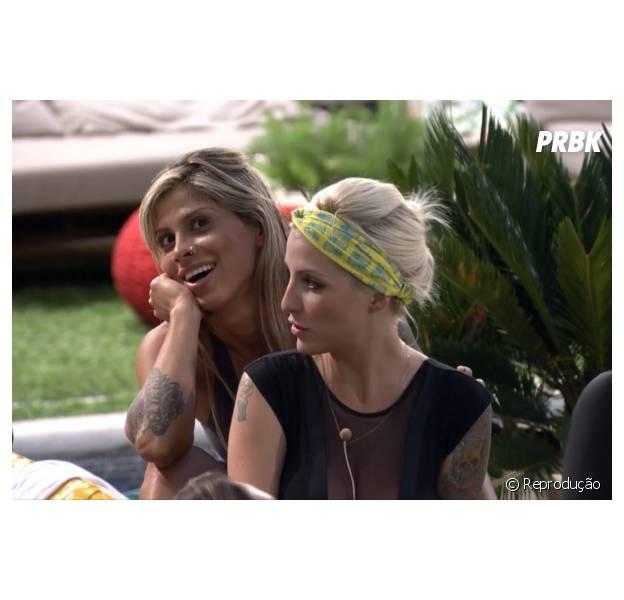 """No """"BBB14"""", Clara e Vanessa formam o casal mais querido do reality! #Clanessa"""
