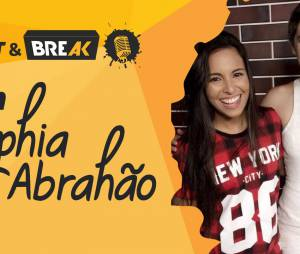Sophia Abrahão canta Selena Gomez e Miley Cyrus no Meet & Break