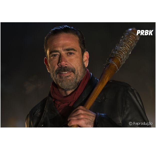 """Série """"The Walking Dead"""": Negan (Jeffrey Dean Morgan) deve ficar na série por mais duas temporadas!"""
