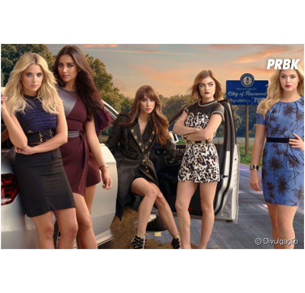 """Em """"Pretty Little Liars"""", 7ª temporada estreia em junho! Confira data e novidades"""