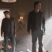 "Em ""The Vampire Diaries"": na 7ª temporada, Damon (Ian Somerhalder) e Alaric viram aliados!"