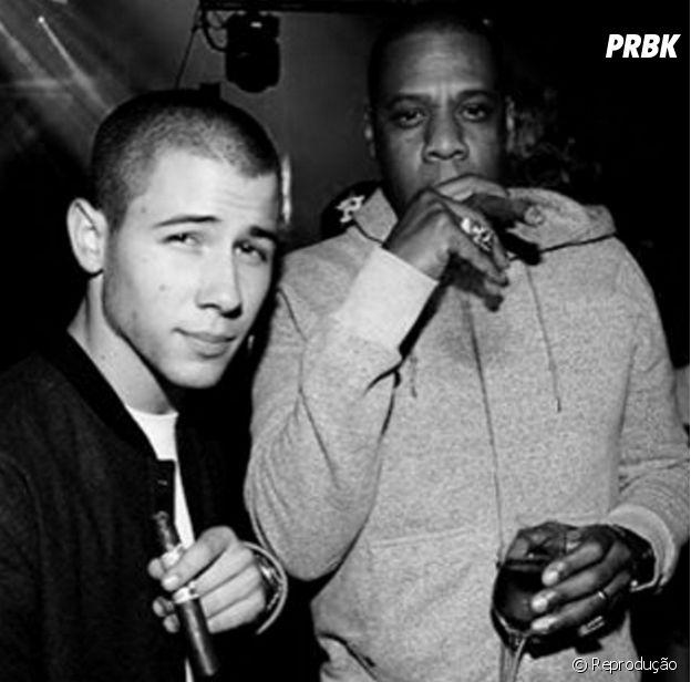 """Jay-Z tem ajudado Nick Jonas em sua carreira! O ex-Jonas brothers prepara seu novo CD, """"Last Year Was Complicated"""""""