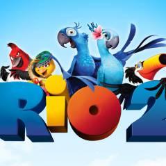 """Trailers do filme """"Rio 2"""" prometem um casal romântico e diferente do normal"""