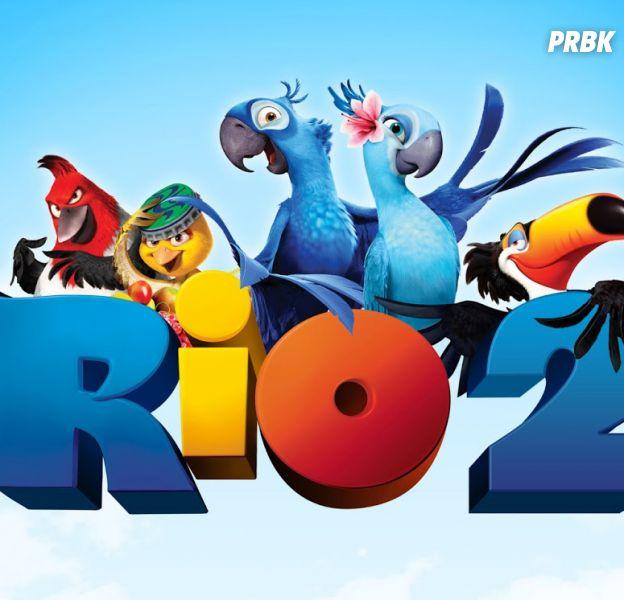 """O filme """"Rio 2"""" estréia em abril"""