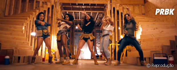 """Fifth Harmony divulga """"Work From Home"""" em programas de TV e rádio da França"""