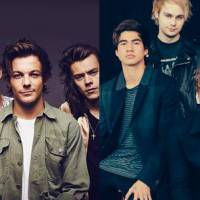 One Direction ou 5 Seconds of Summer? Qual é sua boyband preferida? Vote!