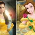 """Emma Watson vai viver a personagem Bela, de """"A Bela e a Fera"""", em 2017"""