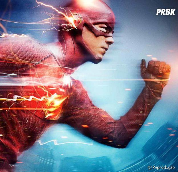 """Em """"The Flash"""", Barry (Grant Gustin) pode ter uma chance para capturar Zoom!"""