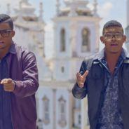 """Lucas e Orelha, vencedores do """"SuperStar"""", lançam clipe romântico da música """"Tempo ao Tempo"""""""
