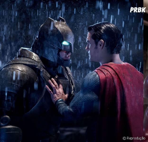"""""""Batman Vs Superman: A Origem da Justiça"""" ultrapassa bilheteria de """"Homem de Ferro"""" nos Estados Unidos"""